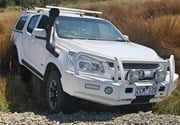 Airflow Snorkel Kit Holden Colorado and Colorado 7