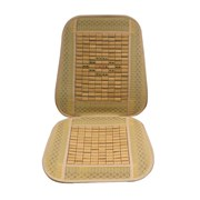 Seat Cover Bamboo Deluxe