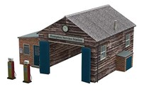 Bachmann OO/Scale Scenecraft Garage