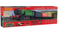 HORNBY OO/SCALE COUNTRY TO COAST TRAIN SET