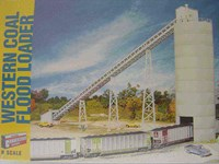 Walthers Cornerstone N/Scale Kit - Western Coal Flood loader