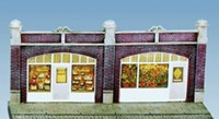 Station Forcourt Shop Fronts