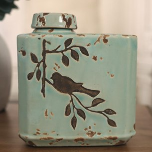 'Shadow Bird' Canister - Short