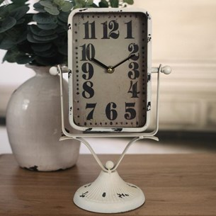 Desk Clock 'Art Deco'