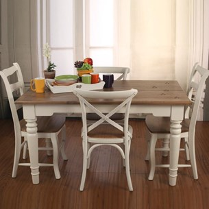 USA Oak Dining Tables - 'Farmhouse'