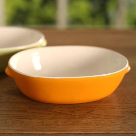 Coloured Mini Serving Dishes - Two Colours
