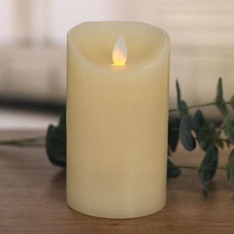 Flickering LED Candle - X-Small