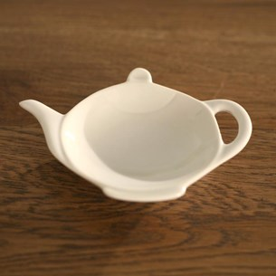 Tea Bag Rest Ceramic
