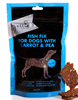 Fish FIX for Dogs with Carrot & Pea 100g