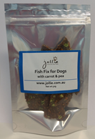 Fish FIX for Dogs with Carrot & Pea 50g
