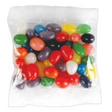 60 gram Cello Bag of Jelly Beans