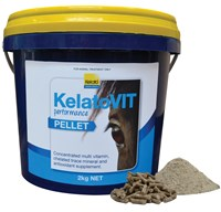 Kelatovit Performance Pellets 2kg - (Kelato)