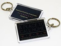 A Place to Call Home? Keyring