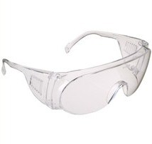 Martcare - M9200 Visispec Safety Spectacle Glasses - Clear Lens - EN166.1.F - [FV-SE14]