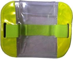YELLOW Security Armband - Best Value - Yellow Strap - Single - [HT-YEL-BW0217877]