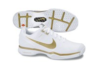 Nike  Lunarlite Vapor Tour Roger Federer Tennis Shoes 385744-102,Sale $110.00