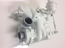 Weber Turbocharger And Manifold 103100