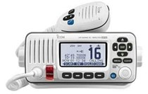 ICOM IC-M423G VHF Radio - WHITE