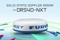 DRS4DD-NXT Solid State Doppler UHD Digital Radar (24
