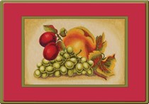 Fruit Placemats Set-of-2