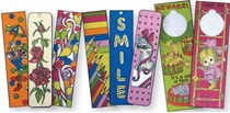 Bright Bookmarks &  Door-Hangers