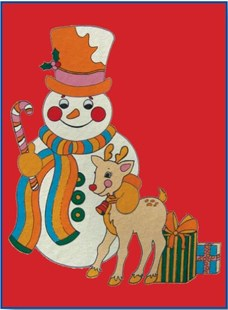 Frosty & Rudolph Picture