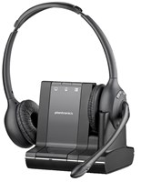 Plantronics Savi 720 Wireless Professional Headset System - Mobile / PC / Deskphone