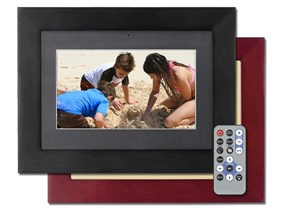 MediaStreet eMotion 12 inch Digital Picture Frame with Interchangable Frames