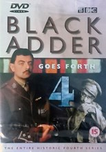 Blackadder 4 - Blackadder Goes Forth DVD