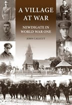 A Village at War: Newdigate In World War One (Paperback)