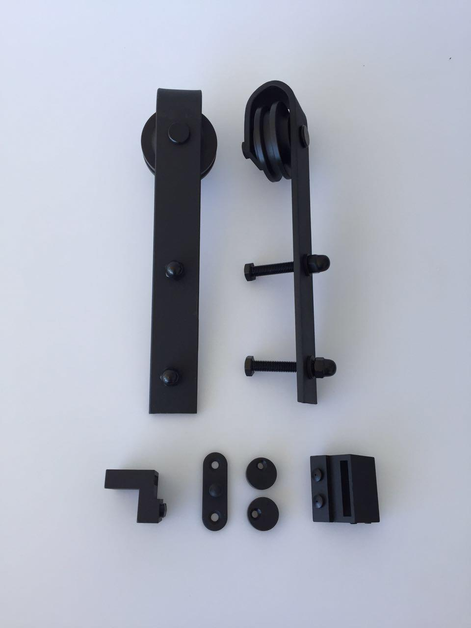 Sliding barn door rollers kits b02 ideal barn door australia for Sliding door rollers