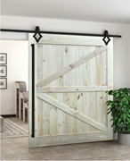 British Brace Barn Door BD002-1220