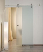 4M Sliding Barn Door Hardware SG03