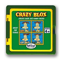 Crazy Blox Travel Puzzle - Dog