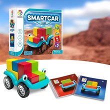 Smart Games Smart Car 5 x 5 Preschool Puzzle Game