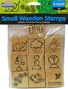 Colorific Wooden Stamps - Garden Themed