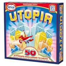 Utopia 50 Cityscape Challenges to Solve SALE!