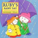 Baby Board Book Rubys Rainy Day