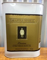 The Little General Olive Oil 5 Litre