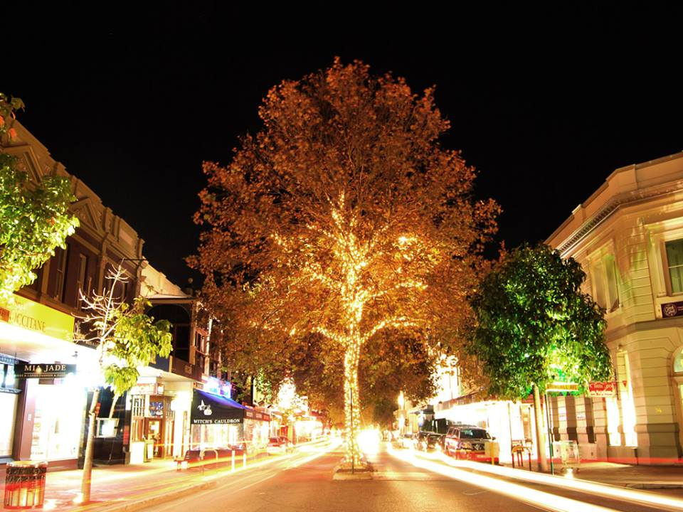 The City of Subiaco Spruce-up for Winter