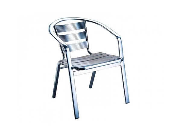 Madrid Aluminium Chair