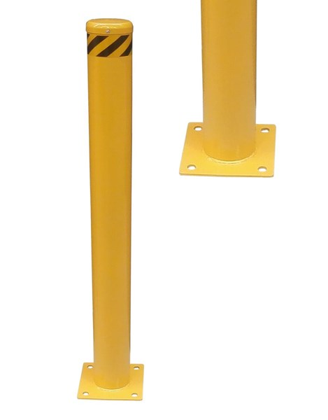 B0114L Safety Bollard 114mm dia