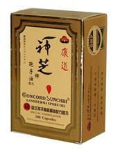 Concord Sunchih Ganoderma Spore Oil