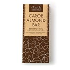 Carob almond bar 80g | The Carob Kitchen