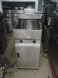 VALENTINE  SINGLE TANK TWIN BASKETS ELECTRIC CHIPS FRYER 3 Phase