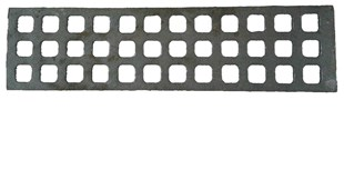 ARCHWAY LONG FRET , ARCHWAY CHARCOAL GRILL IRON CAST REPLACEMENT