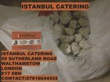 2 X BAG LAVAROCK WHITE STONE ARCHWAY GARLAND CLAY OVEN CHARCOAL STONE