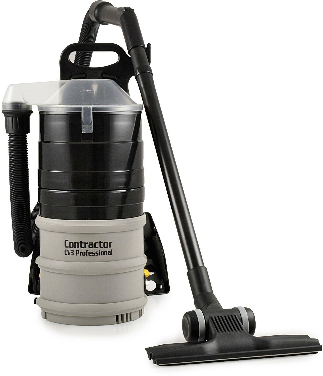 CV3 CONTRACTOR PROFESSIONAL COMMERCIAL BACKPACK VACUUM