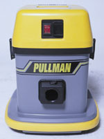 Pullman As5 Commercial Vacuum Cleaner Made In Italy