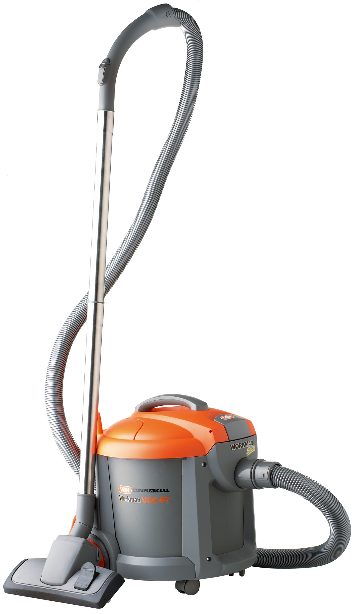 Vax Vcc 07 Workman Commercial Vacuum Cleaner With Hepa